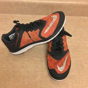 Nike Shoes - 🧡Bling Women's Nike FS Lite Run 3 Print Shoes🧡